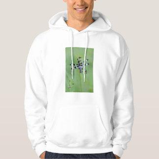Mosca del dragón encaramada en la hierba, Canadá Sudadera