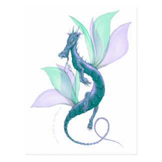 Mosca del dragón postal