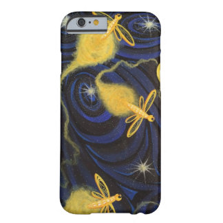 Mosca del fuego funda barely there iPhone 6