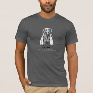 Moscas Camiseta