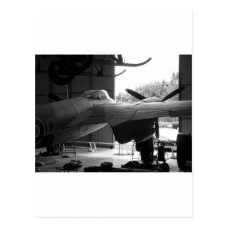 Mosquito… la maravilla de madera postales