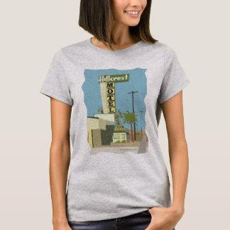 Motel de Hillcrest en la ruta 66 Camiseta