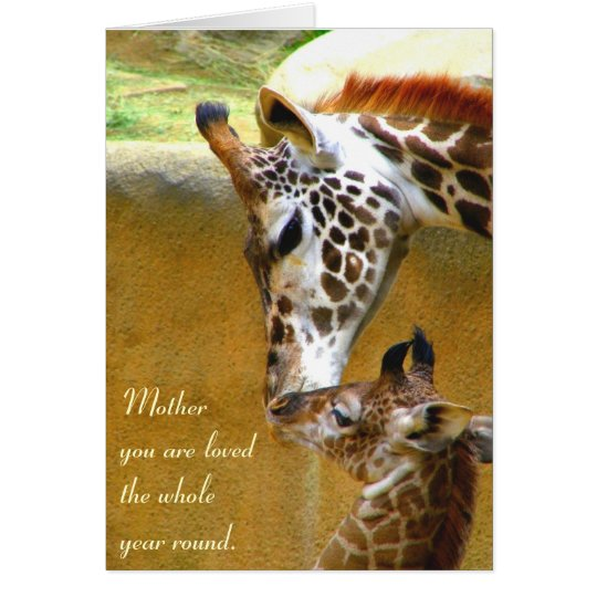 Mother_Card Tarjeta De Felicitación