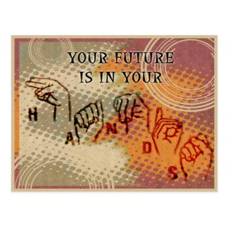 Motivación de otras tarjetas postales