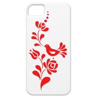 Motivo popular húngaro funda para iPhone SE/5/5s