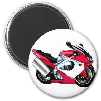 Moto Koolart Imán Redondo 5 Cm