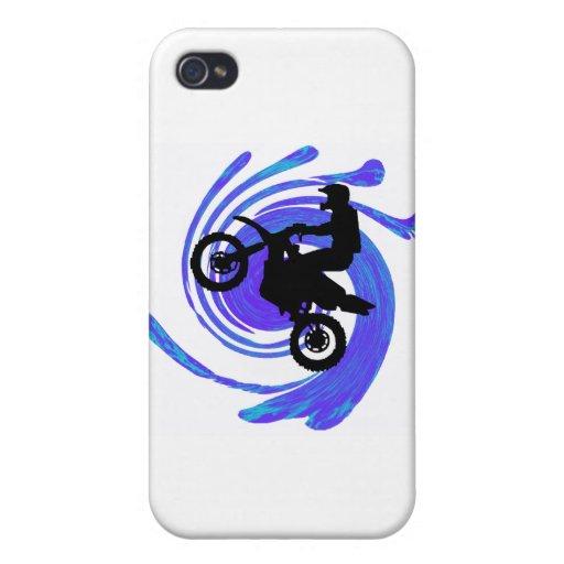 Moto la rutina iPhone 4/4S funda
