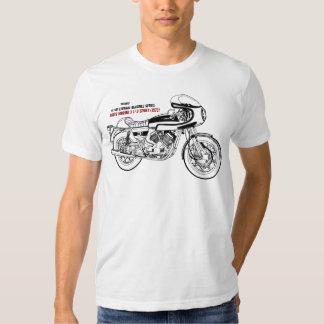 Moto Morini Sport (1973) Camiseta