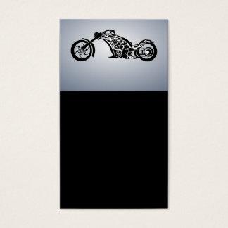 MOTO TRIBAL TRANSPOR del TATUAJE motor-bike-531004 Tarjeta De Negocios