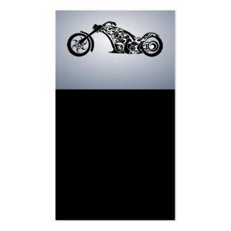 MOTO TRIBAL TRANSPOR del TATUAJE motor-bike-531004 Tarjetas De Visita