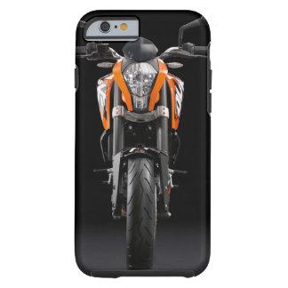 Motocicleta de KTM para el iPhone 6 Funda Resistente iPhone 6