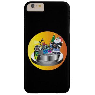 Motocicleta Santa Funda Barely There iPhone 6 Plus