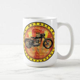 Motocicletas de Jawa Taza