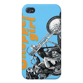 Motocicletas del interruptor iPhone 4/4S carcasa