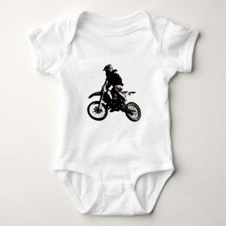 Motocrós de la motocicleta body para bebé