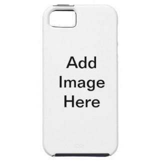 Motocrós del estilo libre iPhone 5 carcasas
