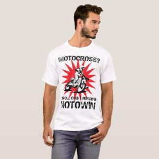 ¿MOTOCRÓS? Nope… lechuga romana I siempre MOTOWIN Camiseta