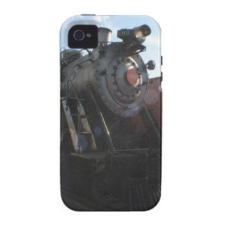 motor de vapor iPhone 4 fundas
