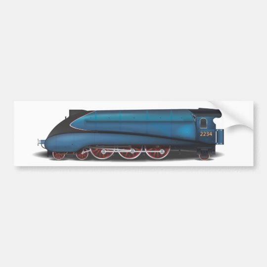 Motor de vapor pegatina para coche