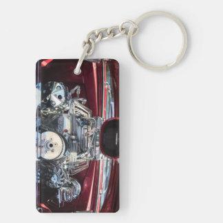 Motor del auto de Boss Llavero
