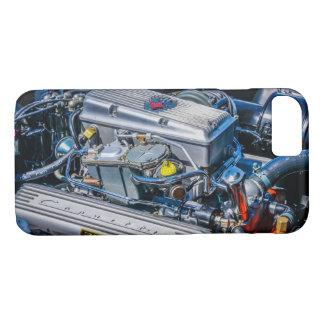 Motor inyectado combustible del Corvette Funda Para iPhone 8/7