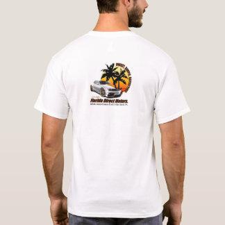 Motores directos de la Florida Camiseta