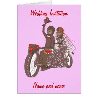 Motorista de los rosas rojos, o invitaciones de