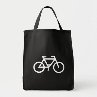 Motorista del ciclista de la bicicleta de la bici bolso de tela