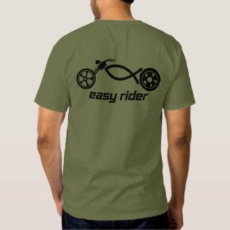 Motoristas cristianos camisetas