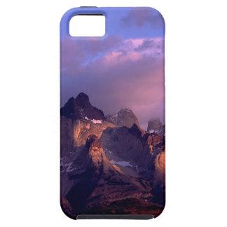 Mountain Cuernos Del Paine los Andes Chile Funda Para iPhone SE/5/5s