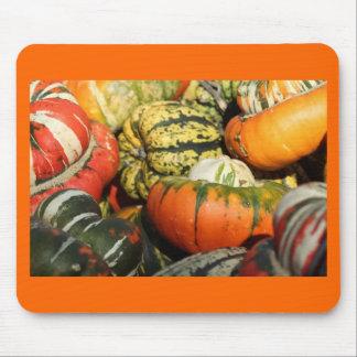 ¡Mousepad con las calabazas de otoño! Alfombrilla De Raton