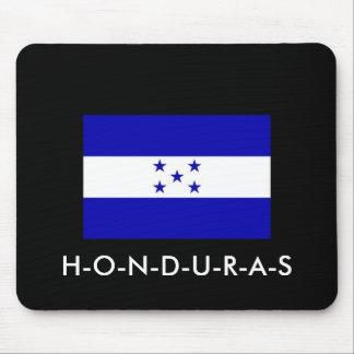 Mousepad de la bandera de Honduras Alfombrilla De Raton