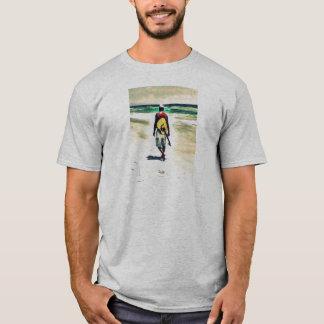 mousepad de la camiseta