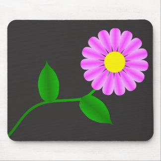 Mousepad de la flor alfombrilla de ratón