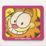 Mousepad de la mueca de Garfield