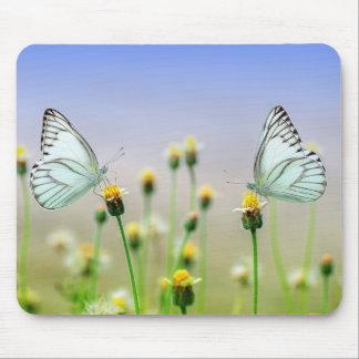 Mousepad de las mariposas alfombrilla de ratón