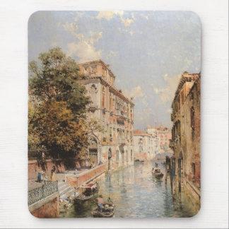 Mousepad de Venecia de Unterberger