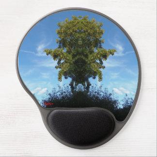 mousepad gel funny tree bygigis alfombrilla gel