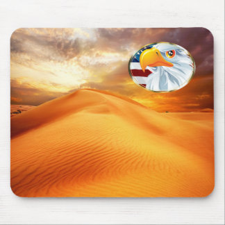 Mousepad hermoso con motivo y Eagle de la Alfombrilla De Ratón