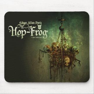 """MousePad """"Hop-Frog"""" Tapetes De Raton"""