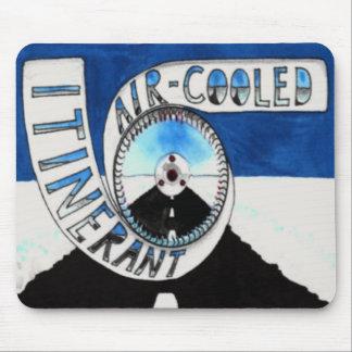 Mousepad refrigerado ambulante del logotipo