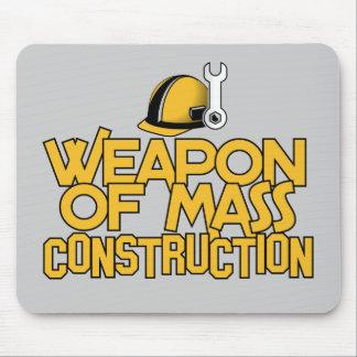 Mousepad total del personalizado de la construcció