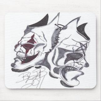 Mousepad Travieso-Grr Tapetes De Ratón
