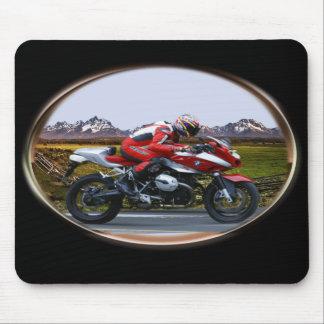 Mousepads de la motocicleta alfombrilla de ratón