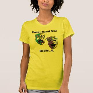 Móvil del carnaval, AL Camiseta