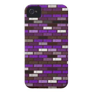 movil violeta de para del carcasa