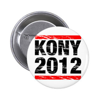 Movimiento 2012 de Kony Pin