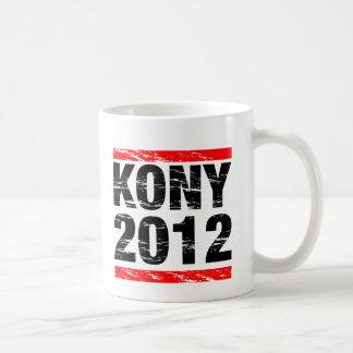 Movimiento 2012 de Kony Taza