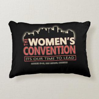 Movimiento del convenio de las mujeres - almohada