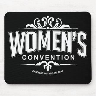 Movimiento del convenio de las mujeres - cojín de alfombrilla de ratón